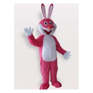conejo-rosa-carnaval-de-halloween-traje-de-la-mascota16281946