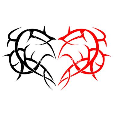 Heart Tattoo Remigio Sol