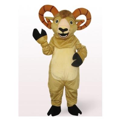 quieres-antlope-vestido-de-traje-mascota161532406