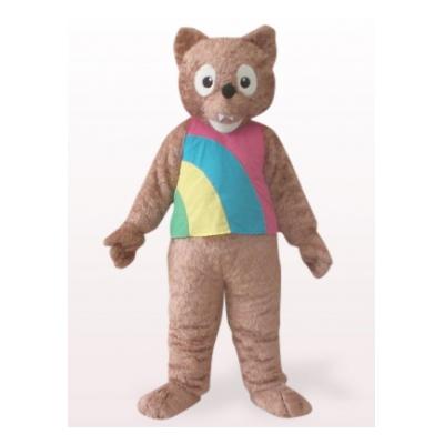 traje-de-mascota-de-disfraces-de-lobo-marrn152635328