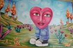 CORAZÓN CON PATAS 02. Walking Heart