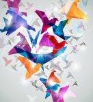 10933964-vuelo-de-papel-origami-aves-resumen-ilustracion-vectorial