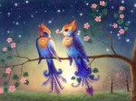 33078_pticy_vetka_cvety_serdechki_1600x1200_(www.GdeFon.ru)