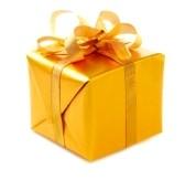 Tengo un regalo dentro de este sobre