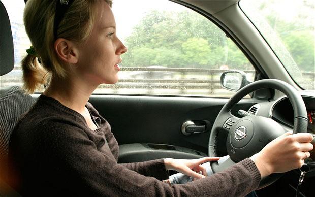 Car Test Drive Blowjob