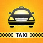 12802609-taxi-cab-symbol-on-background-pixel-pattern