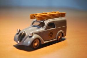 1937 Fiat 500 Van Stipel