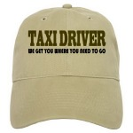 Funny-Taxi-Driver-White-and-Khaki-Careers-and-Professions-Caps