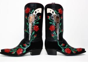 Cowboy_Boot_Guns__Roses