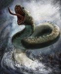 SIERPE HORRENDA jormungandr