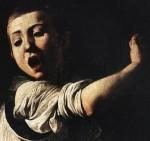 Caravaggio's screaming boy