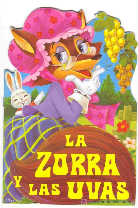 LA ZORRA Y LAS UVAS | Remigio Sol