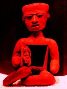 TeotihuacanClayFigure
