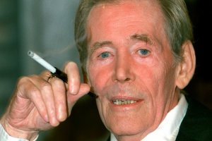 Peter O'Toole wird 75 Jahre alt