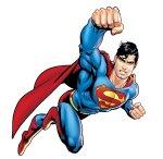 SUPERMAN EN VUELO - IN FLIGHT