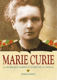 POSTER DE MARIE CURIE