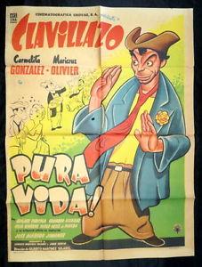 Clavillazo Pura Vida